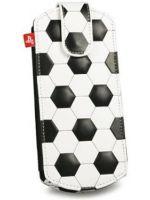 Pr�slu�enstvo pre PSP PSP puzdro 4Gamers (�ierne futbalov�)