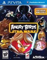 Hra pro PS Vita Angry Birds: Star Wars