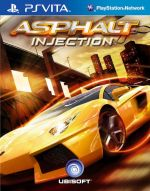 Hra pre PS Vita Asphalt: Injection