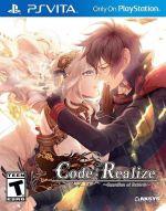 Hra pre PS Vita Code: Realize Guardian of Rebirth