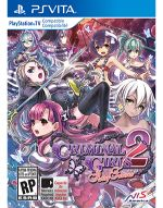 Hra pro PS Vita Criminal Girls 2: Party Favors