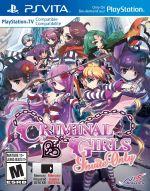 Hra pre PS Vita Criminal Girls: Invite Only