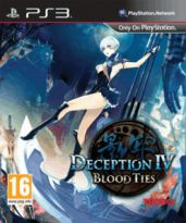 Hra pre Playstation 3 Deception IV: Blood Ties