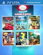 Hra pre PS Vita Disney Mega Pack (kód na stiahnutie) + 16GB pamäťová karta