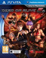 Hra pre PS Vita Dead or Alive 5 Plus