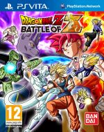 Hra pre PS Vita Dragon Ball Z: Battle of Z