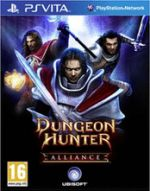 Hra pre PS Vita Dungeon Hunter: Alliance