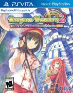 Hra pre PS Vita Dungeon Travelers 2: The Royal Library & The Monster Seal