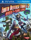Hra pro PS Vita Earth Defense Force 2: Invaders from Planet Space