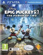 Hra pre PS Vita Epic Mickey 2: Dvojitý Zásah