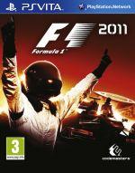 Hra pre PS Vita F1 2011