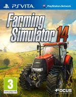 Hra pre PS Vita Farming Simulator 14