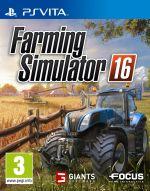 Hra pre PS Vita Farming Simulator 16