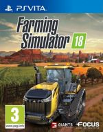 Hra pro PS Vita Farming Simulator 18