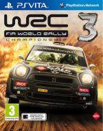Hra pre PS Vita WRC: FIA World Rally Championship 3