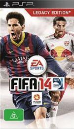 Hra pre PSP FIFA 14