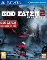 Hra pre PS Vita God Eater 2: Rage Burst