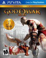 Hra pre PS Vita God of War Collection