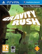 Hra pre PS Vita Gravity Rush