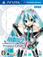 Hra pre PS Vita Hatsuna Miku Project Diva F