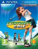Hra pre PS Vita Everybodys Golf
