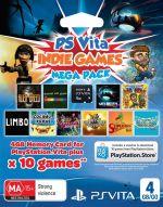 Hra pre PS Vita Indie Megapack + 4GB karta
