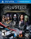 Hra pro PS Vita Injustice: Gods Among Us (Ultimate Edition) (GOTY)