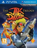 Hra pre PS Vita Jak and Daxter: The Trilogy