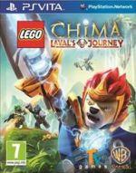 Hra pre PS Vita Legends of Chima: Lavals Journey