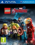 Hra pre PS Vita LEGO: Marvel Avengers