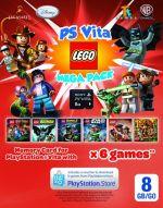 Hra pre PS Vita LEGO Megapack