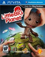 Hra pre PS Vita LittleBigPlanet