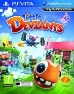 Hra pre PS Vita Little Deviants