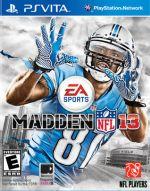 Hra pre PS Vita Madden NFL 13