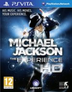 Hra pre PS Vita Michael Jackson: The Game (Experience)
