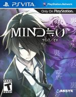 Hra pro PS Vita Mind Zero (japonská verze)
