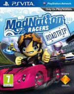 Hra pre PS Vita ModNation Racers: Road Trip