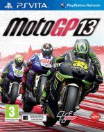 Hra pro PS Vita Moto GP 13