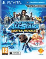 Hra pro PS Vita PlayStation All-Stars Battle Royale
