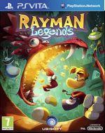 Hra pro PS Vita Rayman: Legends