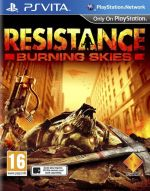 Hra pre PS Vita Resistance: Burning Skies