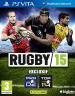 Hra pre PS Vita Rugby 15