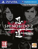 Hra pre PS Vita Shinobido 2: Revenge of Zen