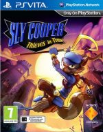 Hra pre PS Vita Sly Cooper: Thieves in Time NORD