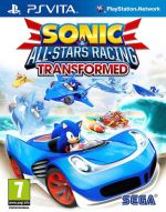 Hra pre PS Vita Sonic & All-Stars Racing Transformed