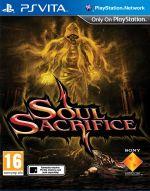 Hra pre PS Vita Soul Sacrifice [US verzia]
