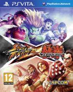 Hra pre PS Vita Street Fighter X Tekken
