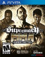 Hra pre PS Vita Supremacy MMA: Unrestricted