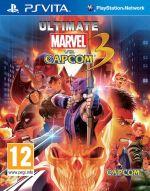 Hra pre PS Vita Ultimate Marvel vs Capcom 3