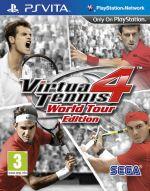 Hra pre PS Vita Virtua Tennis 4: World Tour Edition
